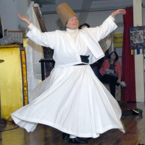 Sufi Turning
