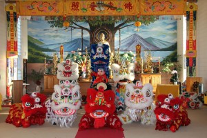 GDPT Pho Hien Lion Dance Troupe